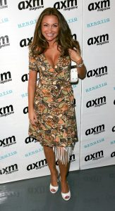 Sam m Ramplin attends monthly glossy Axm Magazine's annual summer party at the Getty Images Gallery on August 4, 2005 in London, England.
