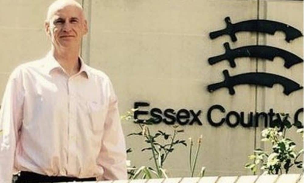 Dr Mike Gogarty (Image: Essex County Council)